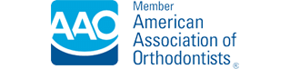 AAO Logo at Orthodontic Specialist PC in Brooklyn Staten Island NY and Metuchen NJ