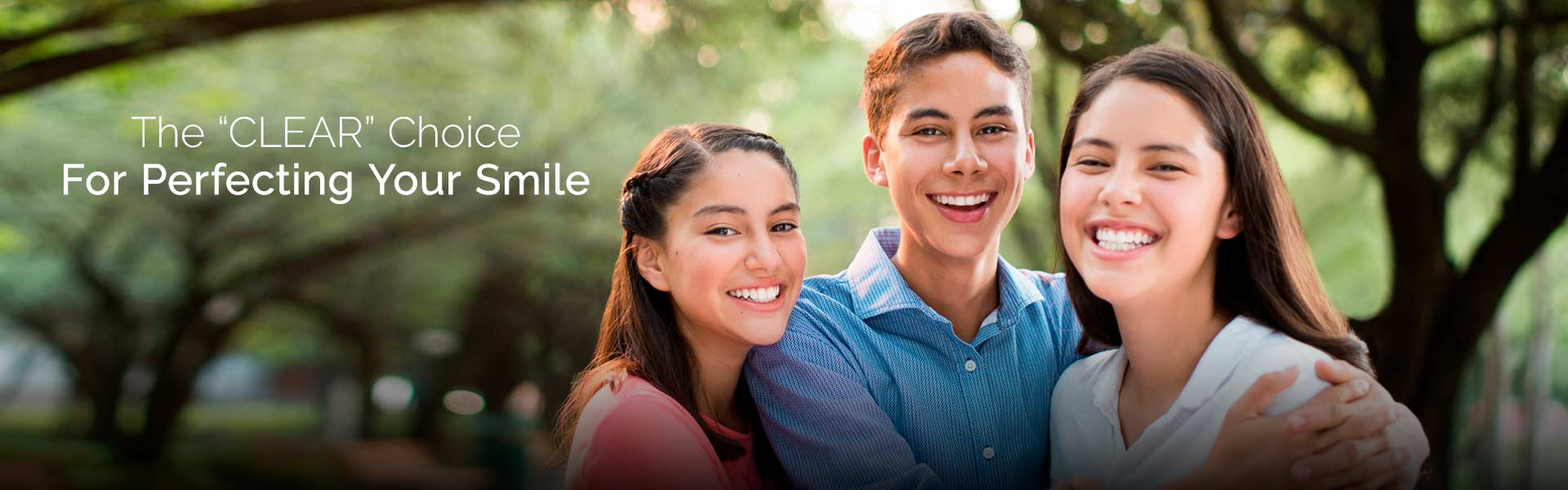 Clear Choice Teen Sliders at Orthodontic Specialist PC in Brooklyn Staten Island NY and Metuchen NJ