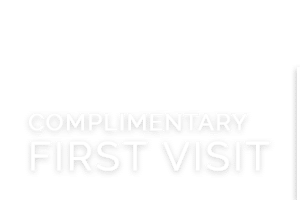 Complimentary First Visit Horizontal Button at Orthodontic Specialist PC in Brooklyn Staten Island NY and Metuchen NJ